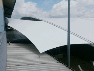 Superior Shade Sails - Commercial
