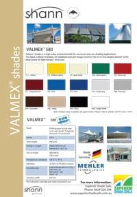 Mehler-FR850 colour card