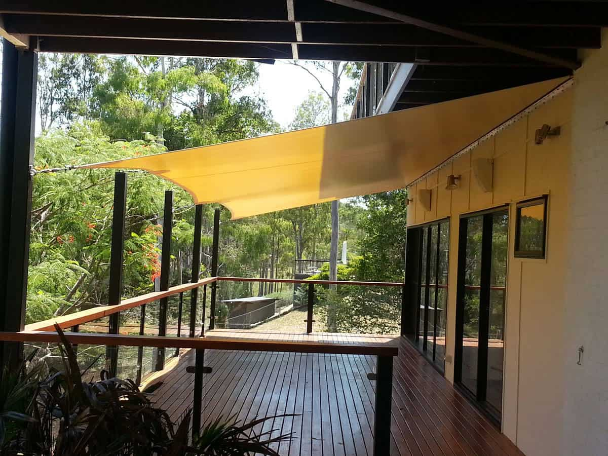 Residential Shade Sails Superior Shade Sails Brisbane
