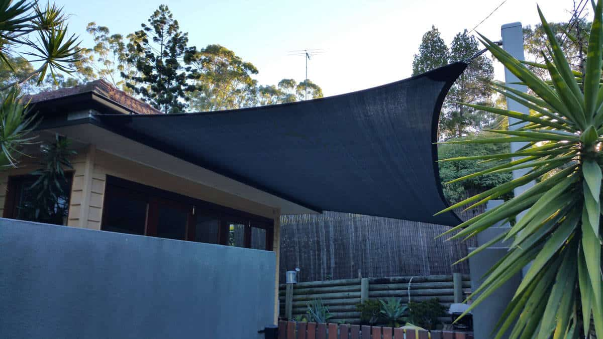Shade Sails for Decks and Patios - Brisbane