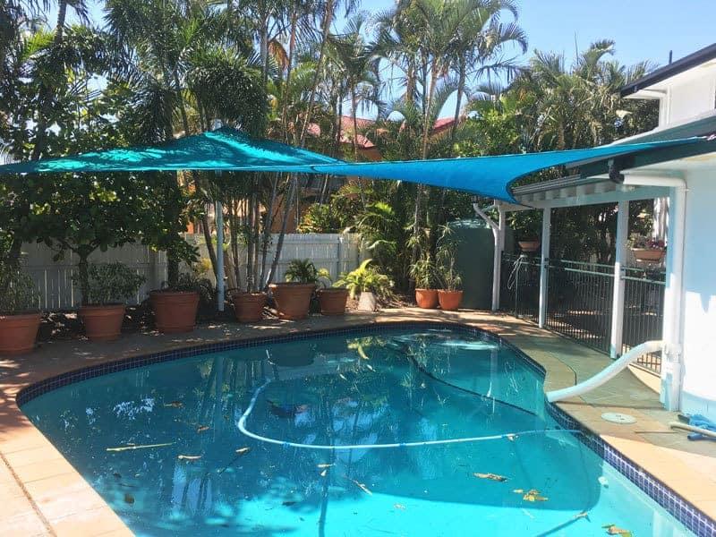 Pool Shade Sail Brisbane Swimming Pool Shade Superior