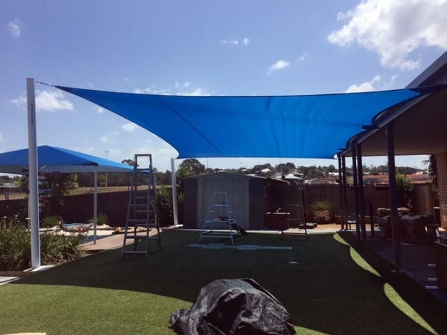 ipswich-silkstone-childcare-shade sails installed by Superior Shade Sails