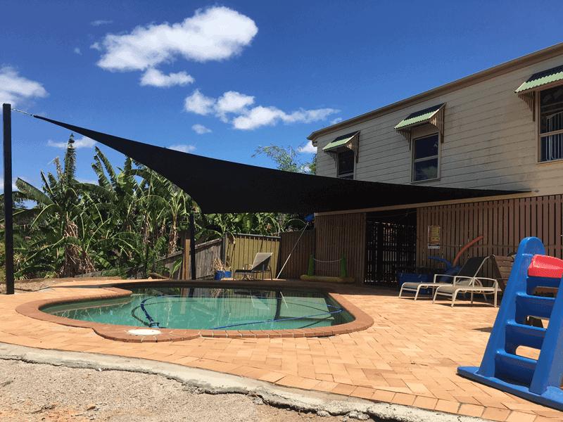 Pool Qlder Shade Sails Brisbane Eatons Hill