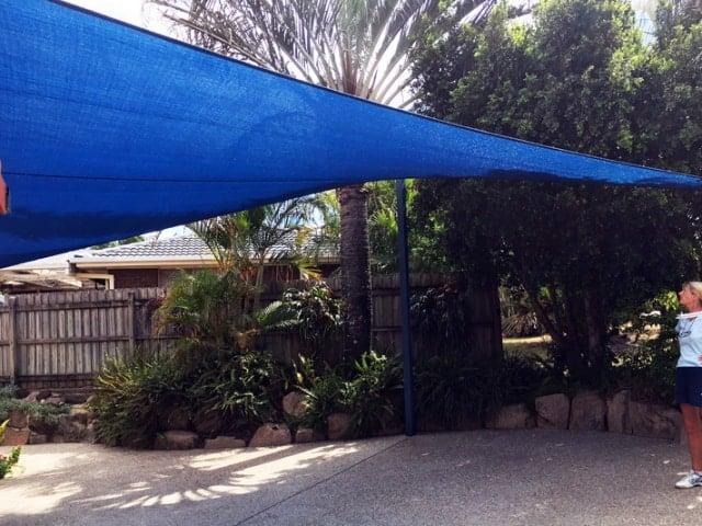 Brisbane shade sails - Algester - Carport- Replacement