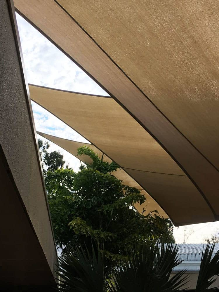 Church shade sails - Mount Warren Park