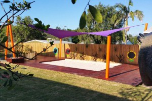 Shade Sails - Child Care Centre - Superior Shade Sails, Repair and Install