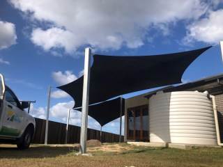 Shade Sails - Forestdale, Brisbane | Superior Shade Sails, Brisbane