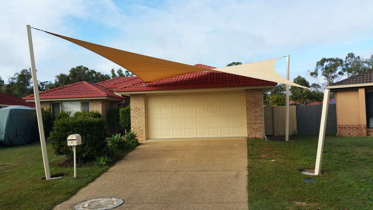 Hypar Sails - Superior Shade Sails Brisbane