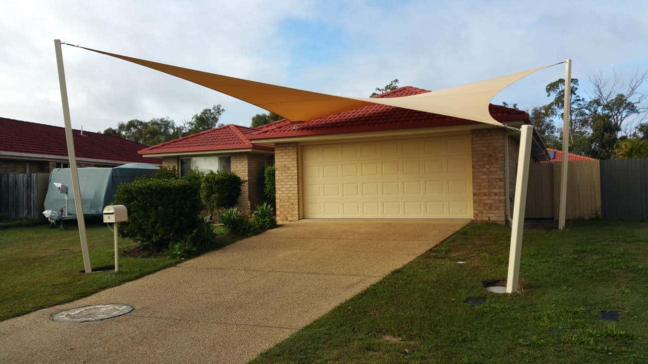 Hypar Sail - Brisbane - Superior Shade Sails