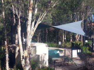 Pool Shade Sails - Superior Shade Sails - Brisbane
