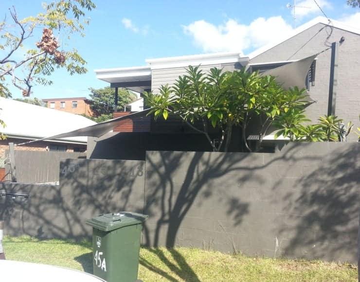 Deck and Patio Shade Sails - Brisbane