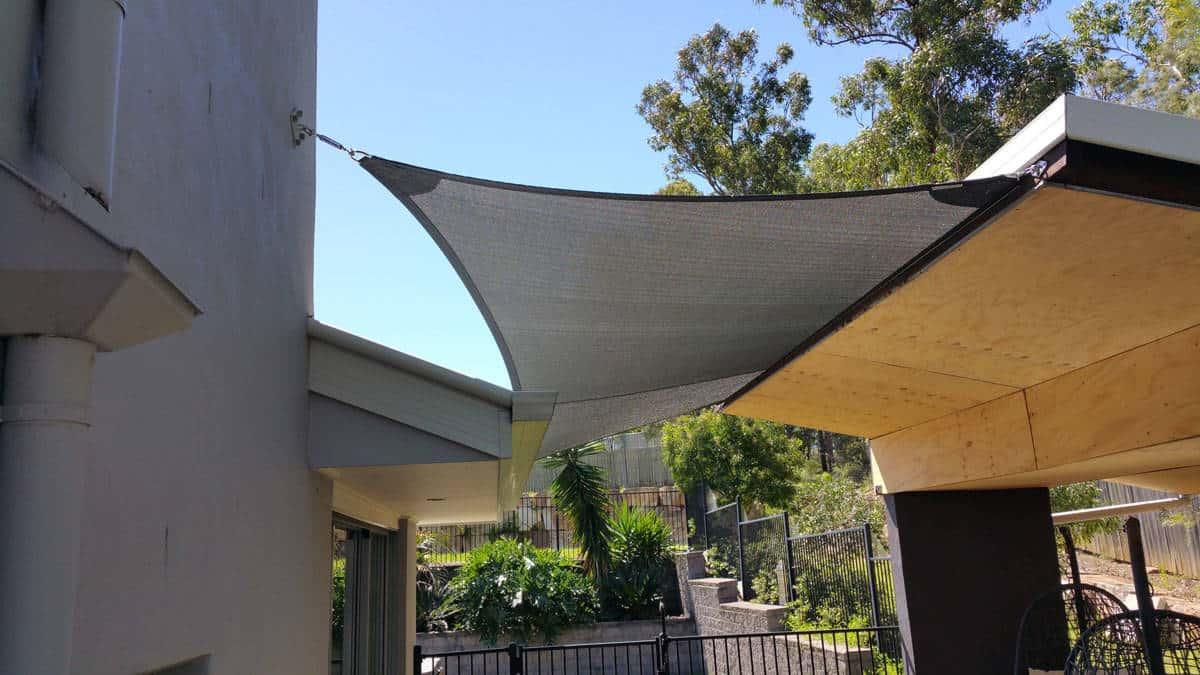 Patio and Deck Shade Sails - Brisabane