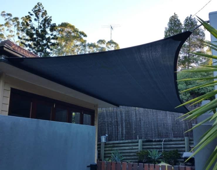 Shade Sails for Decks and Patios - Brisbane