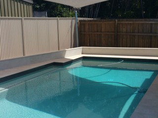 Swimming Pool Sail Shade - Superior Shade Sails - Brisbane