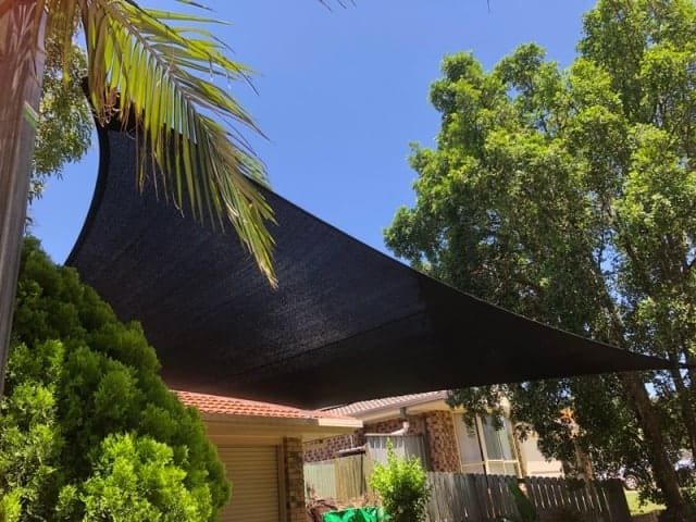 Brisbane - Shade Sail - 4 Point | Superior Shade Sails