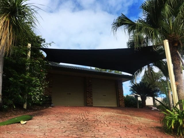 Brisbane-Driveway Shade Sails - Albany Creek, Brisbane