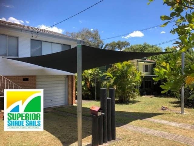 Carport Shade Sail Installation - Brisbane | Superior Shade Sails
