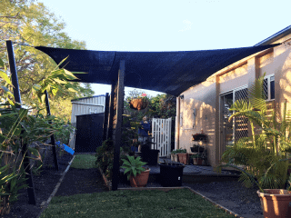 Forest Lake Patio and Garden Shade Sail - Superior Shade Sails Brisbane