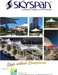 Skypan Umbrellas Brochure