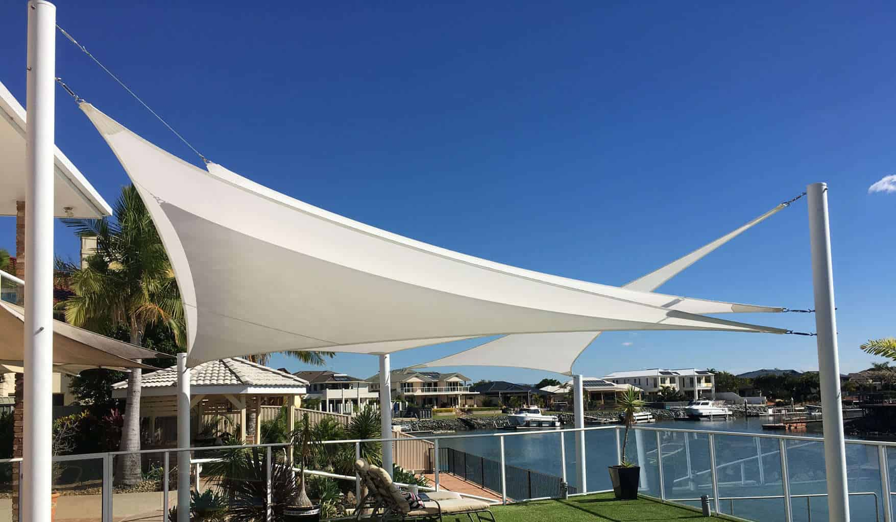 Pool Shade Sail Brisbane Swimming Pool Shade Superior