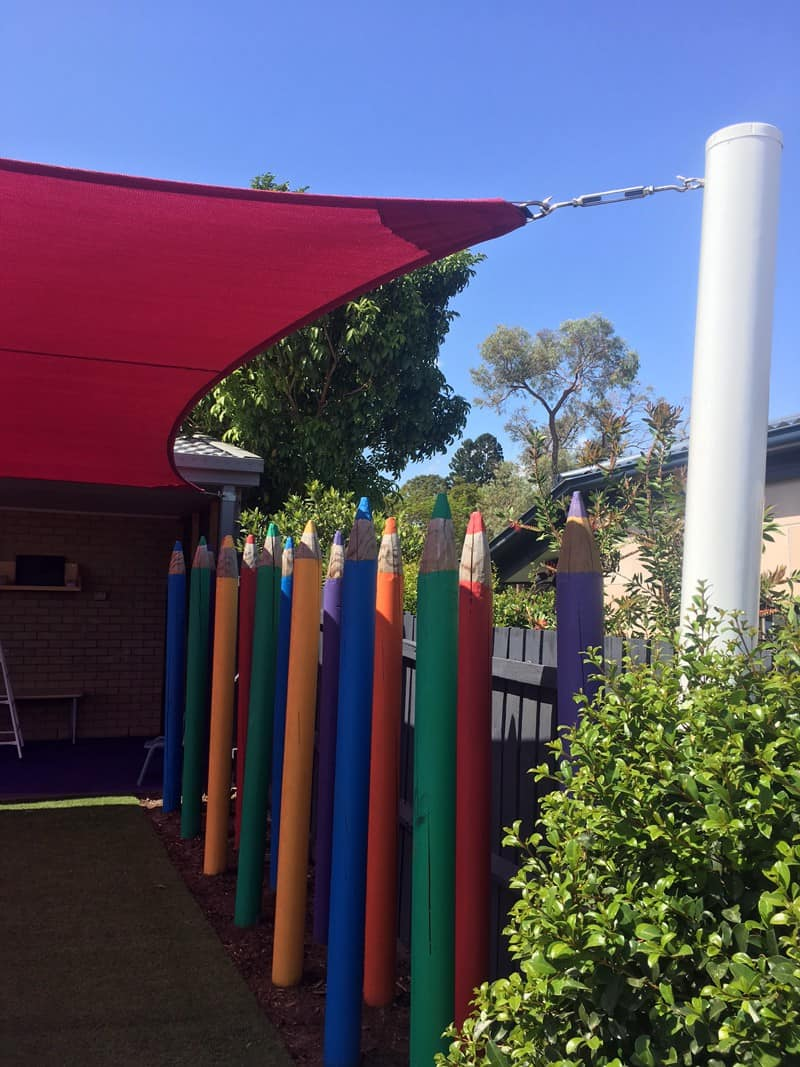 Ipswich Silkstone Childcare Centre - Superior Shade Sails