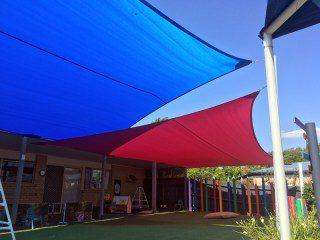 ipswich-silkstone-childcare-shade sails by Superior Shade Sails Brisbane