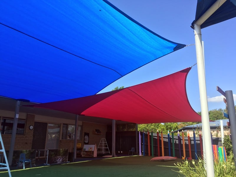 ipswich-silkstone-childcare-shade sails by Superior Shade Sails Brisbane