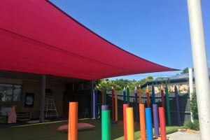 Ipswich-Silkstone-Childcare-Shade Sails - Child Care Centre - Superior Shade Sails, Repair and Install