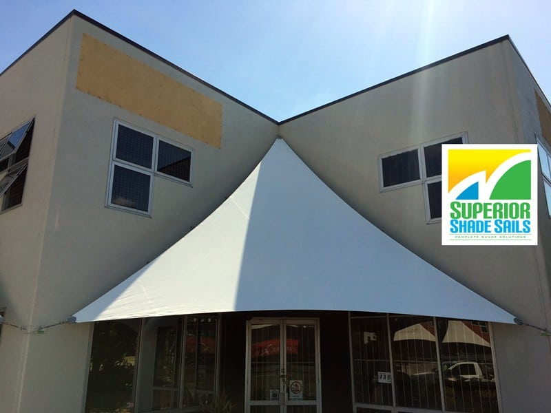 Shade Sail replacement by Superior Shade Sails