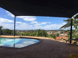 Pool Qlder Shade Sails Brisbane Eatons Hill