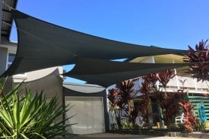 Chermside Overlapping Sails - Superior Shade Sails