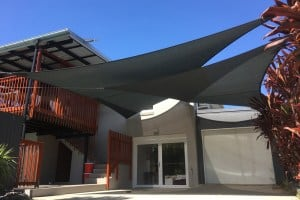 Chermside-Twin Overlapping-Shade Sails