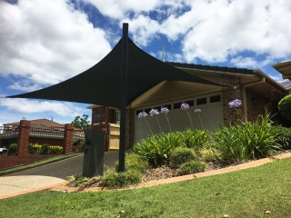 5 Point Shade Sail - Mackenzie, Brisbane-Superior Shade Sails