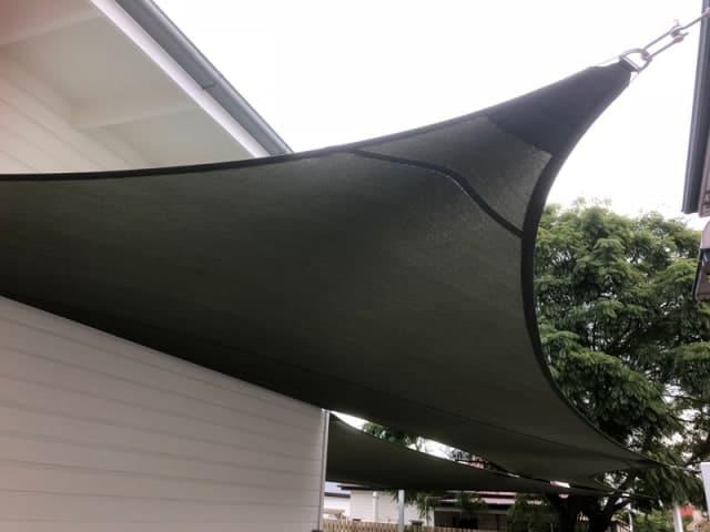 Shade Sails for Car Park - Professional Suites, West End - Superior Shade Sails