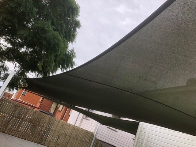 Shade Sails for Car Park - Professional Suites, West End - Superior Shade Sails
