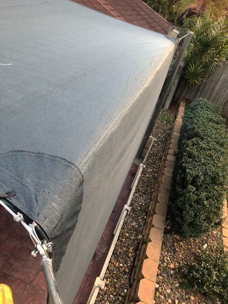 Privacy Screen, Shade Sail Drewvale, Brisbane South. Superior Shade Sails