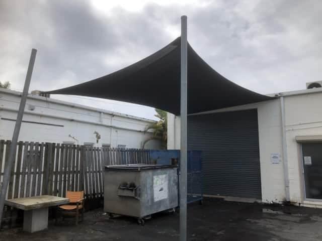 Replacement shade sail - Bundall, Gold Coast - Biku Furniture