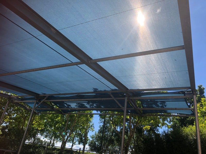 Replacement Shade Sails for Griffith University