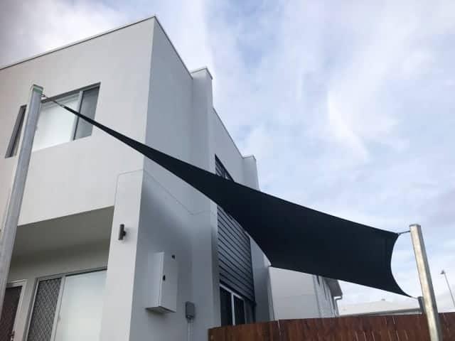 Patio Shade Sail - Awning Style - Superior Shade Sails