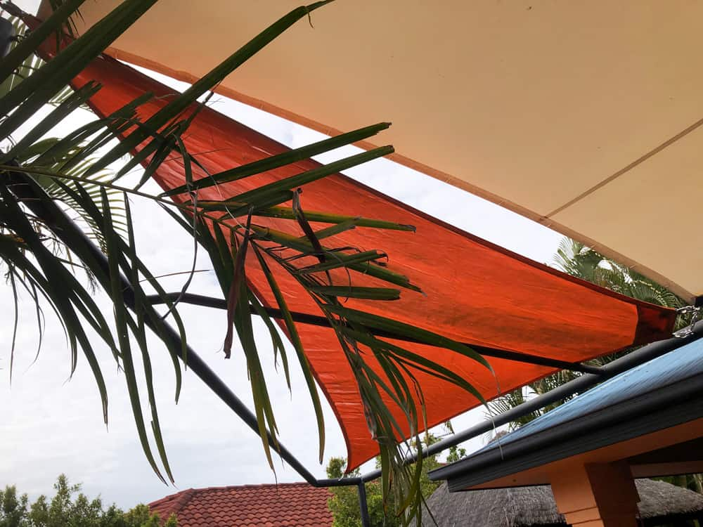 Replacement shade sails would be set up in PTFE Marine grade thread shade sail fabric with a 15 Year Life expectancy.