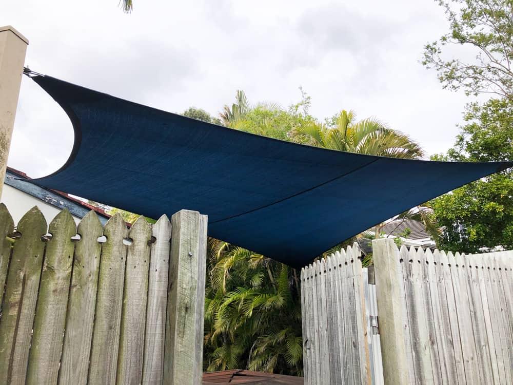 Restitch and repair shade sails by Superior Shade Sails, Brisbane